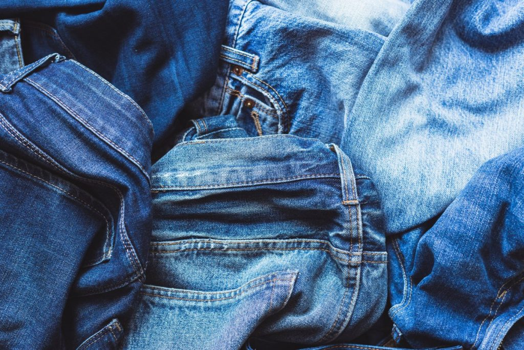 Sustainable Fashion Brand - Jeans