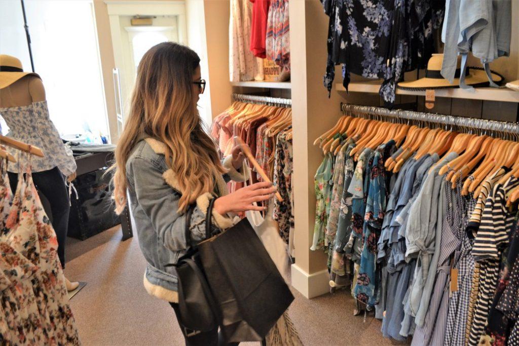 Stoppen met kleding kopen